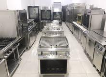 معدات مطاعم - تجهيزات مطاعم وارد ايطاليا  بضاعه حاضره