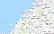 للبيع بيت بجابر الاحمد ق1 المميزة بطن وظهر وارتداد حديقه مقابل ساحه شارع رئيسى