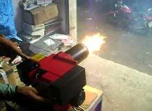 اختصاصي تدفئة مركزية و صيانه بويلرات و حارقات