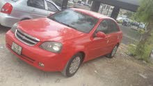 شفر اوبترا 2007 أحمر ترخيص سنة كاملة بحالة ممتازة