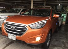 Hyundai Tucson made in 2014 for sale