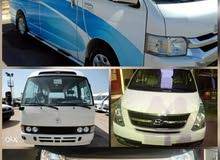 For rent a Toyota Hiace 2017