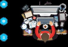 مصمم  و مبرمج مواقع انترنت وتسويق الكترونى
