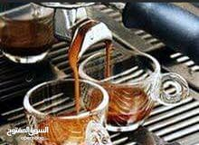 اسطى ماكينة قهوة  عندي شهادة اسطى ماكينة من دورة