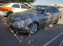 مرسيدس e280 موديل 2007 بحالة ممتازة للبيع