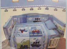 Juniors crib bedding set