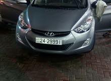 Hyundai Elantra car for sale 2012 in Zarqa city
