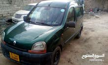 Manual Green Renault 2004 for sale