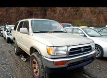 160,000 - 169,999 km Toyota 4Runner 1998 for sale