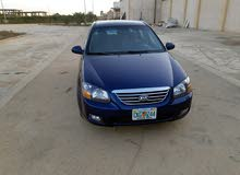 Blue Kia Spectra 2008 for sale