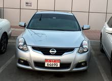 Used Nissan Altima for sale in Abu Dhabi