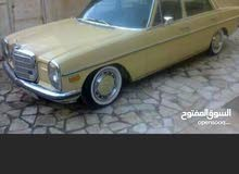 For sale Mercedes Benz C 200 car in Amman