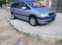 For sale Zafira 2002