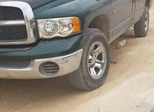 Dodge Ram in Benghazi