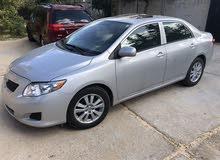 Toyota Corolla 2008 For sale - Silver color