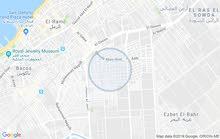 شقه للايجار بالسيوف ش الفنان محمد عثمان 3 غرف وصالة وحمام