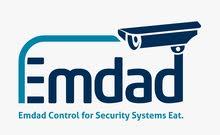 مطلوب فنيين تركيب كاميرات وأنظمة أمنية وشبكات وصيانتها