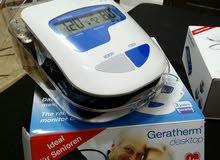 جهاز قياس ضغط الدم GeraTherm الالماني عرض محول مجانا !!