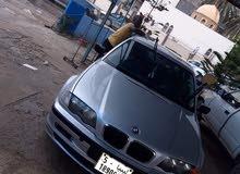 Grey BMW 320 2002 for sale