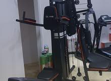 home gym 3 station