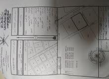 أرض للبيع في المرفع المربع  291 رقم القطعه 333  مساحة الارض : 900 متر  مطلوب : 1