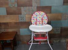 كرسي طعام للاطفال من مذركير