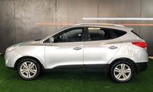 Used condition Hyundai Tucson 2012 with +200,000 km mileage