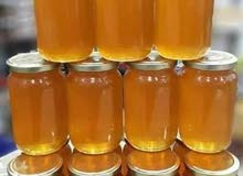 عسل ربيعي+زعتري بسعر الجملة