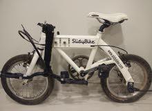 دراجة قابلة للثني
