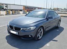 BMW 428I  2014 (Grey)
