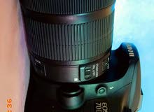 لاصحاب العرطات كاميرا كانون 70D للمحترفين وعشاق التصوير واليتيوبرين