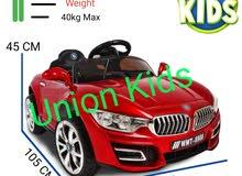 عربية BMW سيدان 4 ماتور