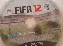 شريط  FIFA12  سوني 3