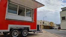 For sale food truck /للبيع فوود تراك جاهز