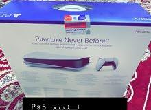 بلستيشن 5 مع السماعه  Play station 5 سوني 5