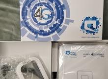 راوتر موبايلي 4G يدعم جميع الشبكات