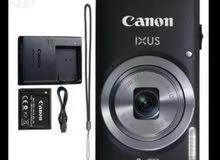 كاميرا كانون ixus 185 جديدة