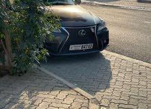 Is Lexus250 اللون اسود 2008