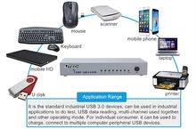 موزع USB 3.0 7PORT وكالة