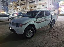 AED 16500/= (خليجي) MISTUBISHI L200 - 2009 - GCC - PETROL