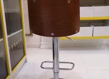 كرسي جديد راقي جلد لم يتم لستخدم كثير فقط فتره بسيطه