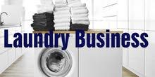 مغسلة ملابس للبيع Laundry for sale