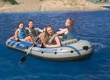 قارب للبحر او الويديان بسعر منافس