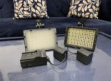 Lights for cameras