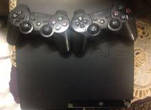 PS3 SLIM 320GB متعدل على آخر تحديث للبيع