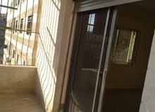 شقة ارضية مطلة للايجار