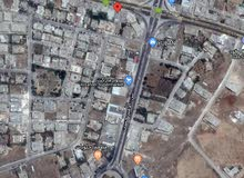 للايجار ارض تجاريه ساحه 500 م شرق اشاره الدراوشه مسفلته مع مكتب كامل الخدمات