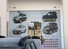 شركة تأمين وتأجير سيارات للبيع في الدقم سعر البيع 85 الف قابل للتفاوض