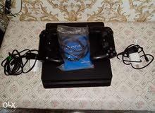 بلايستيشن 4 بحاله ممتازه جدا PS4 للبيع