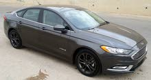 Automatic Ford Fusion 2018
